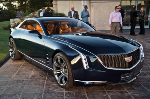 55 The Best Cadillac Eldorado 2020 Redesign And Review