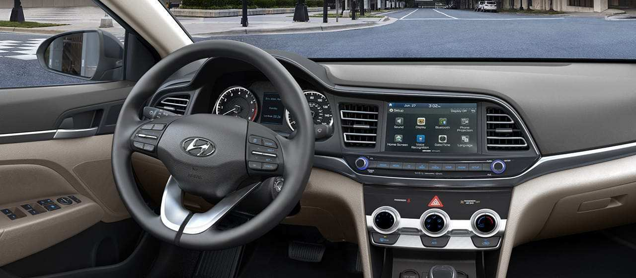 55 The Best Hyundai Elantra 2020 Interior Configurations