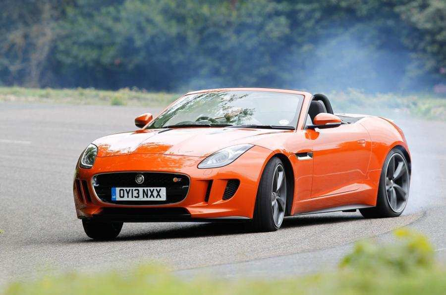 55 The Best Jaguar F Type 2019 Review Wallpaper