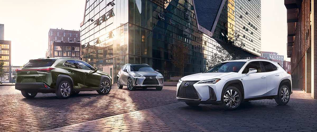 55 The Best Lexus 2019 Lineup Style