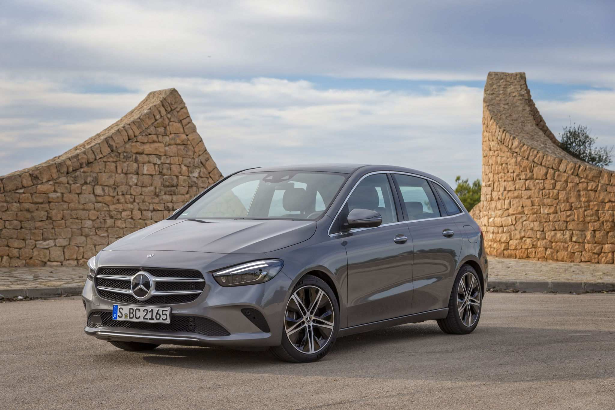 55 The Best Mercedes B Klasse 2019 Release Date And Concept