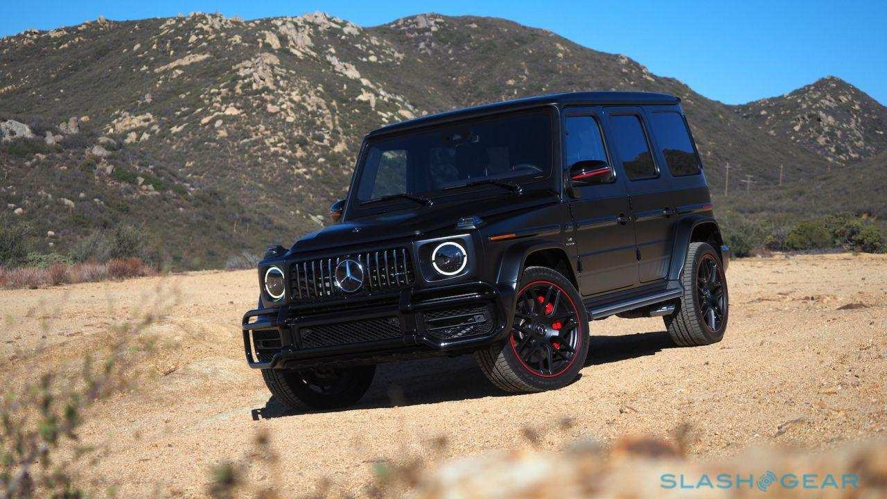 55 The Best Mercedes G 2019 Specs And Review