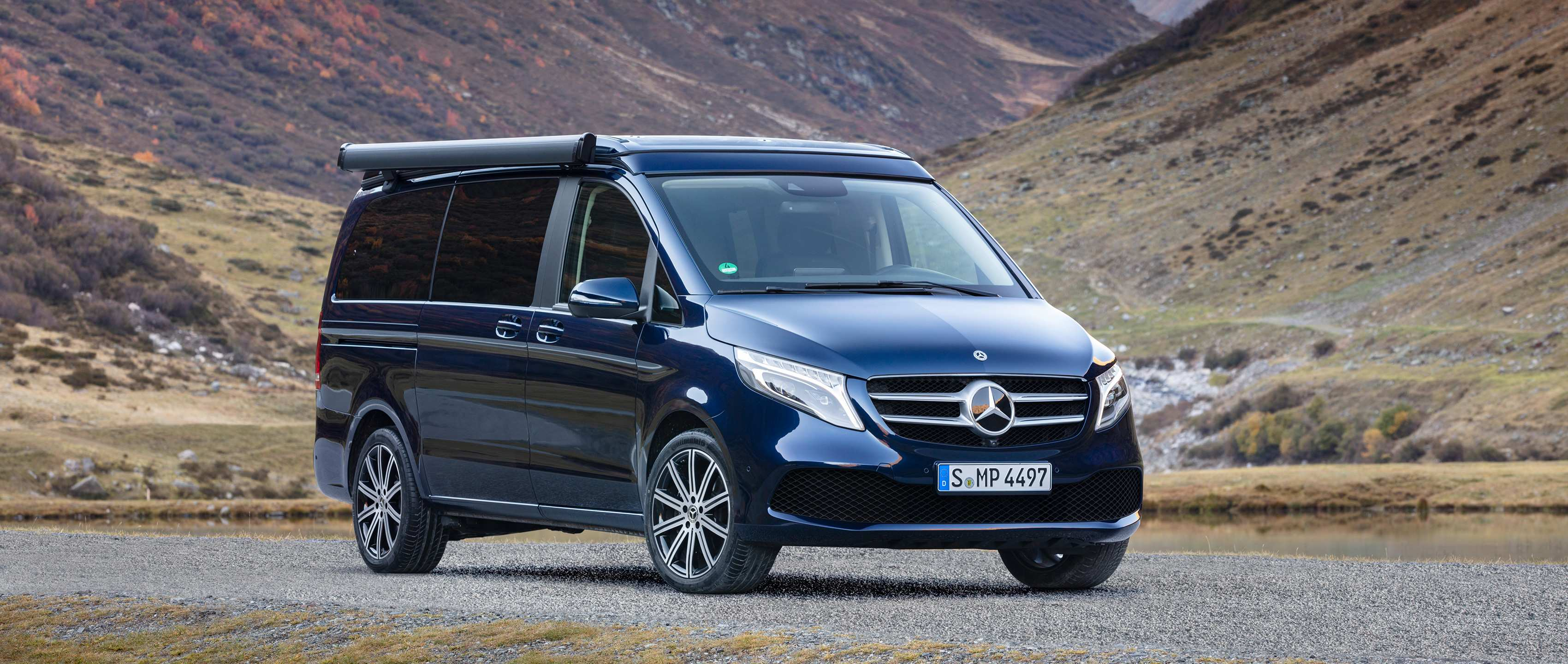 55 The Best Mercedes V Klasse 2019 First Drive