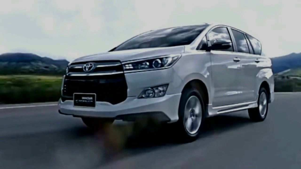 55 The Best Toyota Innova Crysta 2020 Images