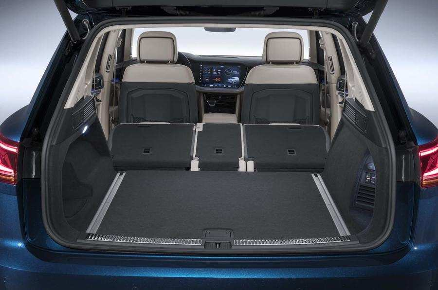 55 The Best Vw Touareg 2019 Interior Price And Release Date