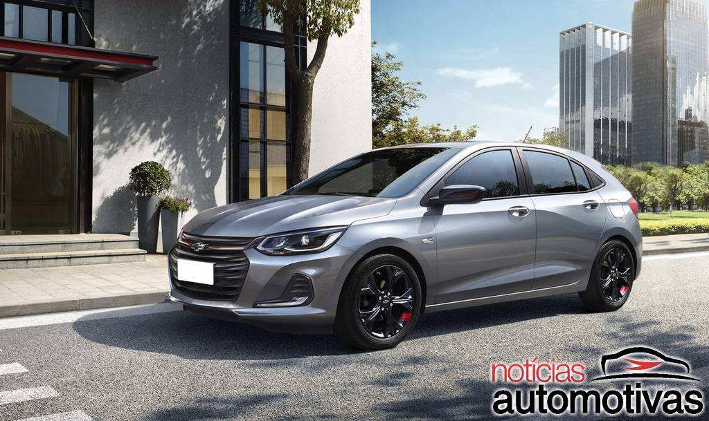 55 The Chevrolet Novo Onix 2020 Spesification