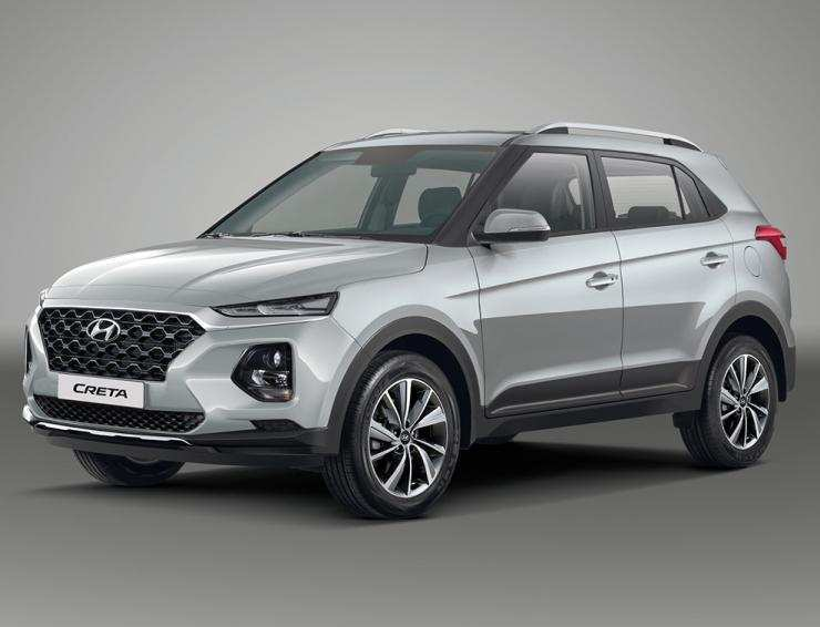 55 The Hyundai Creta 2020 Research New