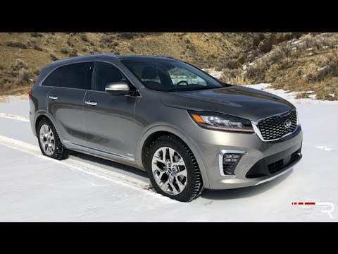 55 The Kia Sorento 2019 Video Spy Shoot