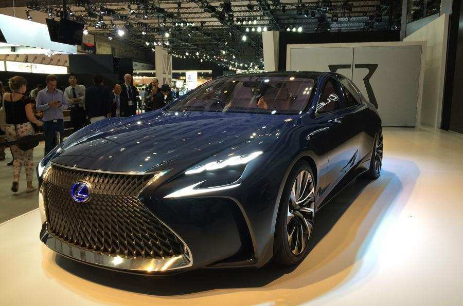 55 The Lexus Concept 2020 Review