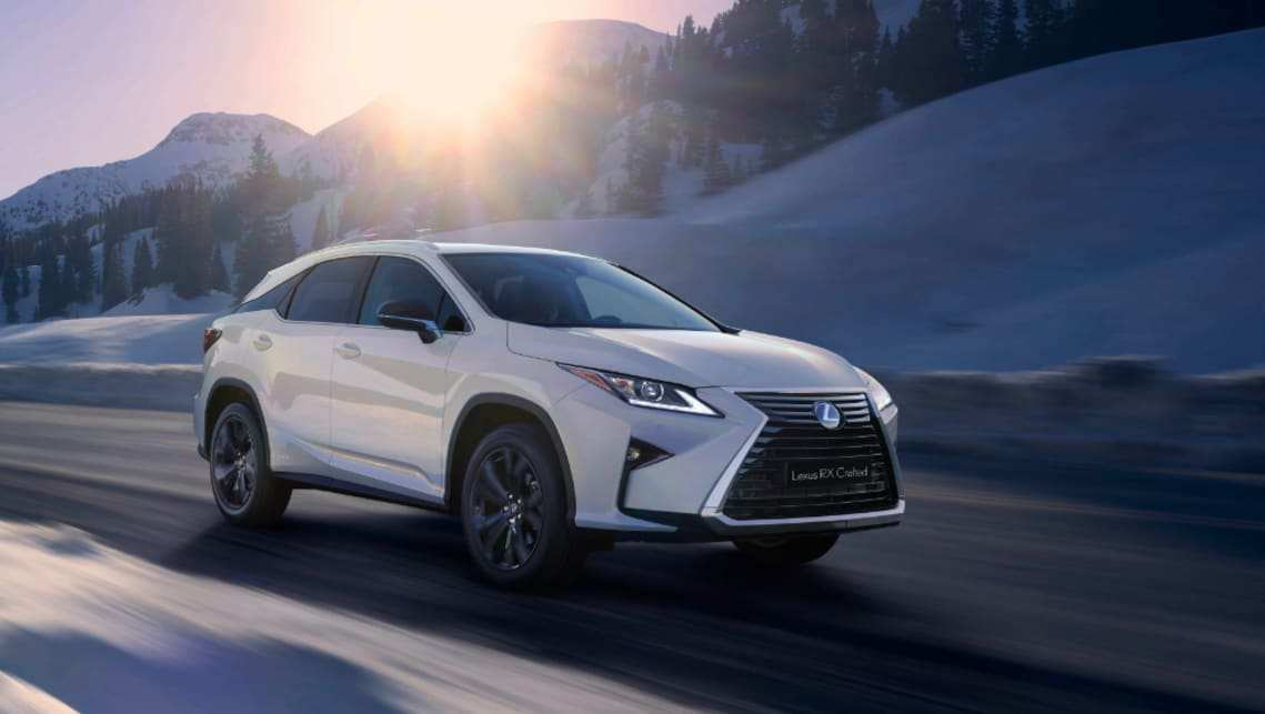 55 The Lexus Suv 2020 Configurations