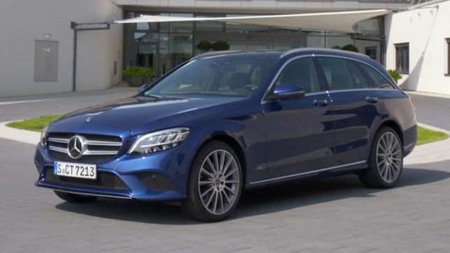 55 The Mercedes Benz C Class Facelift 2019 Redesign And Review