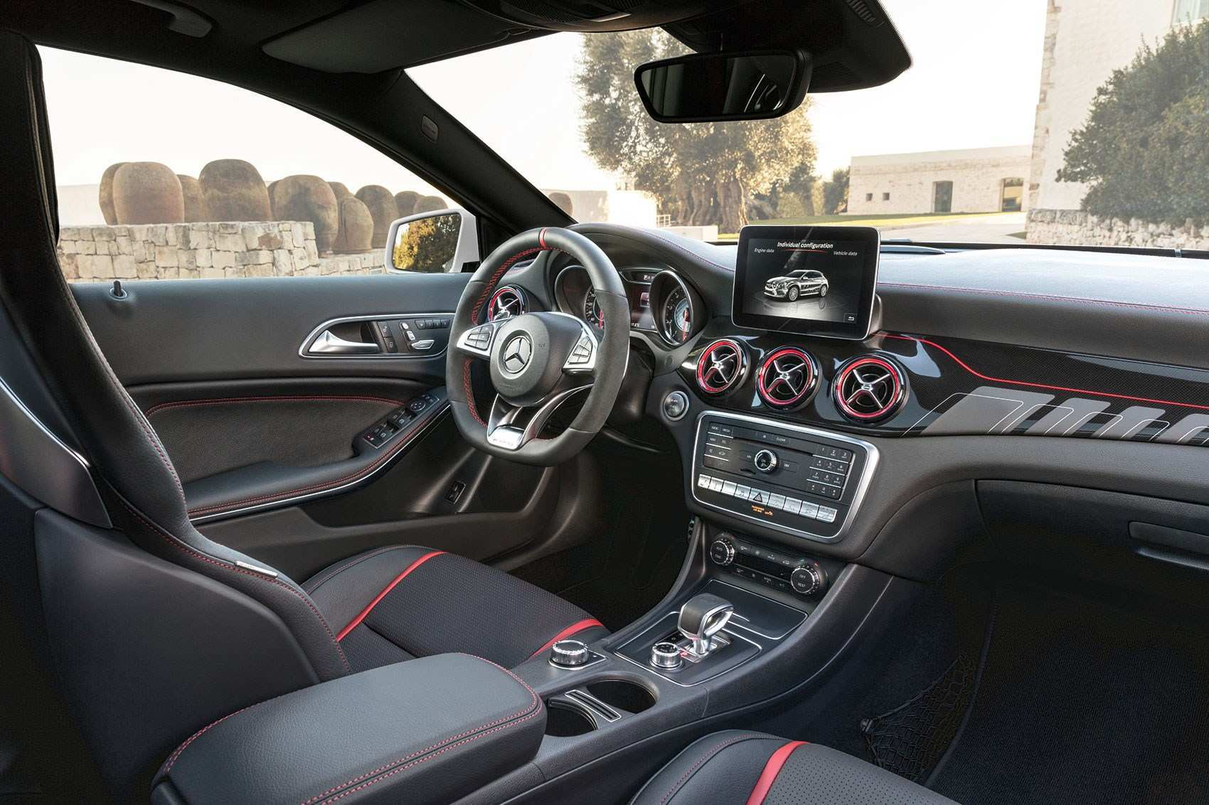 55 The Mercedes Gla 2019 Interior New Concept
