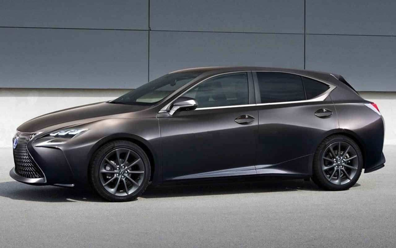 55 The New Lexus Ct 2019 Release Date
