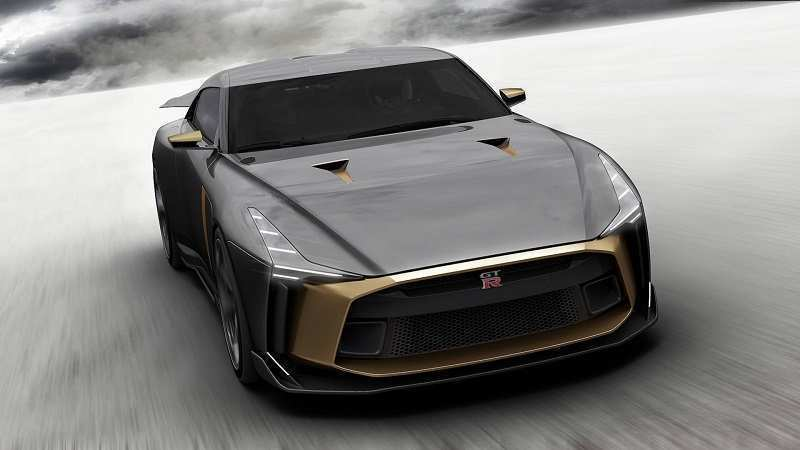 55 The Nissan 2019 Gtr Exterior And Interior