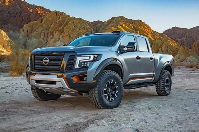 55 The Nissan Pickup 2020 Concept And Review