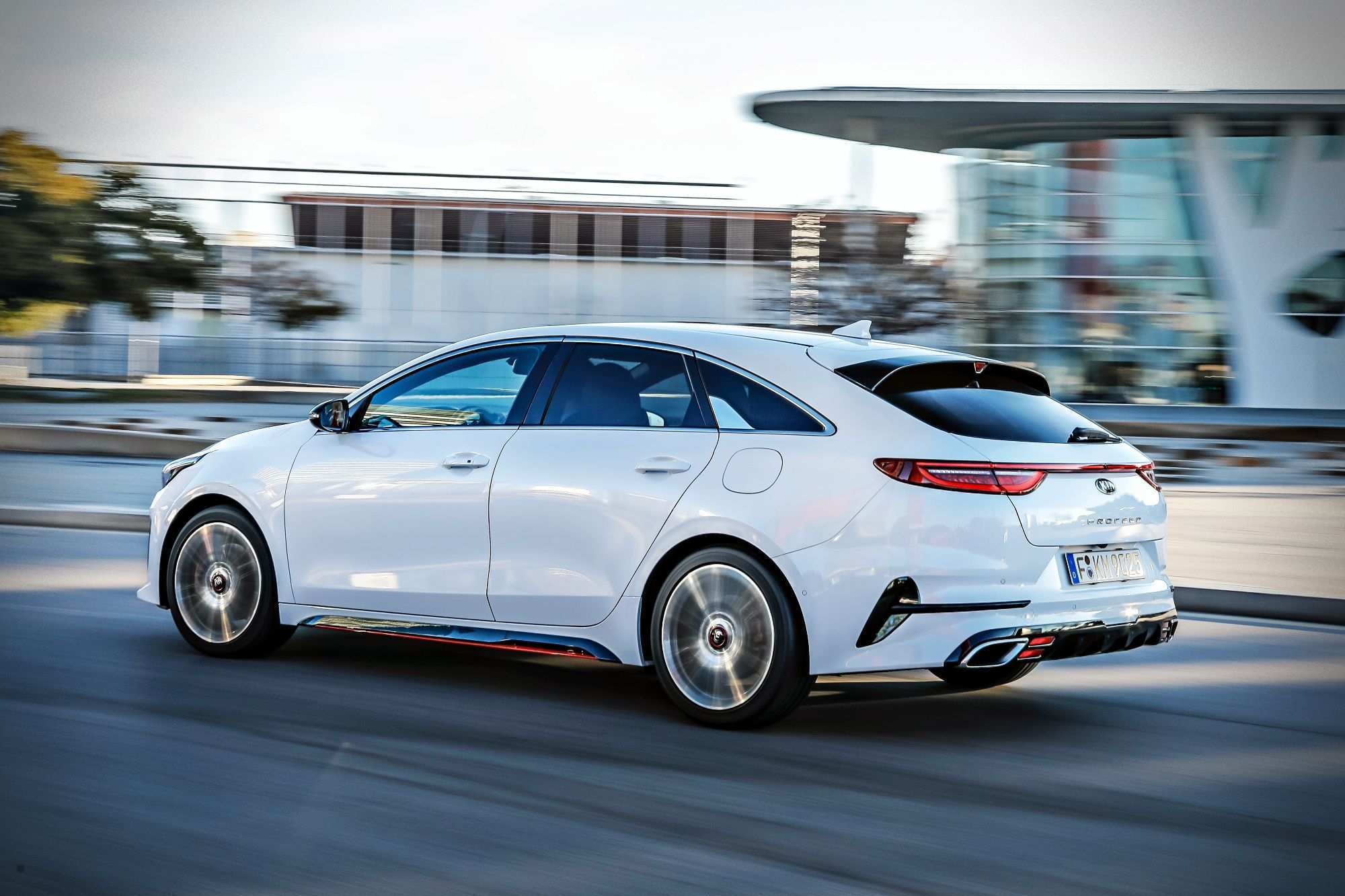 55 The Proceed Kia 2019 Images