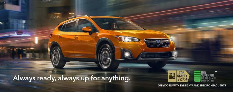 55 The Subaru 2019 Build Price And Release Date