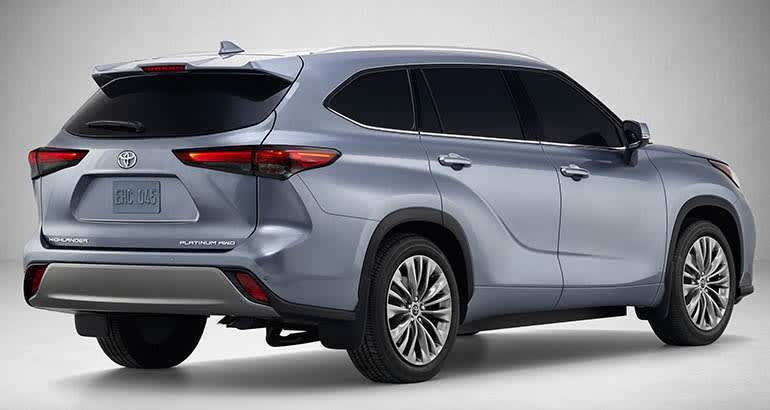 55 The Toyota Outlander 2020 Ratings