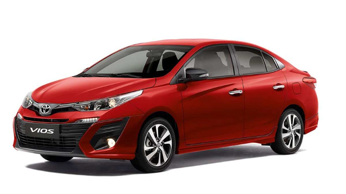 55 The Toyota Vios 2019 Price Philippines Redesign