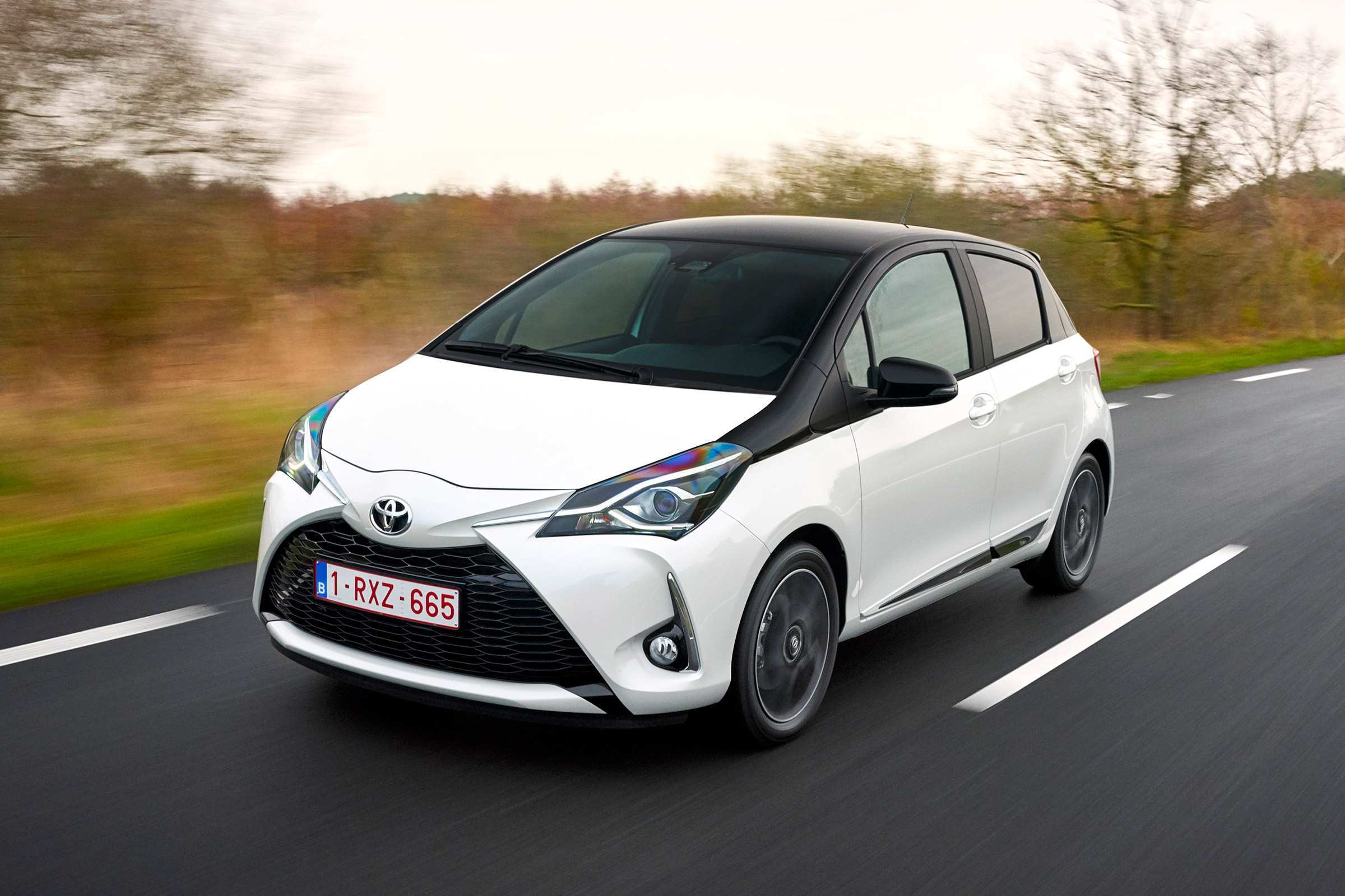 55 The Toyota Yaris 2019 Europe Pricing