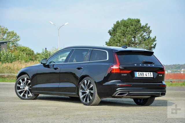 55 The Volvo 2019 Station Wagon Specs And Review