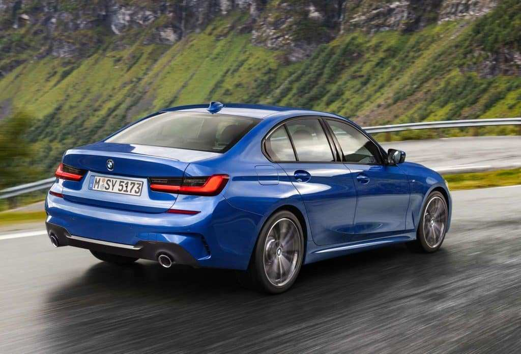 56 A 2019 BMW 3 Series New Concept