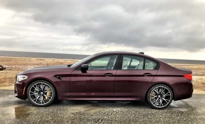 56 A 2019 BMW M5 Xdrive Awd Ratings