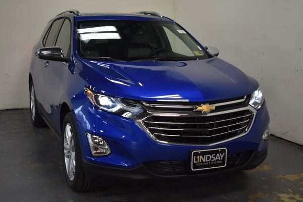 56 A 2019 Chevrolet Equinox Performance And New Engine