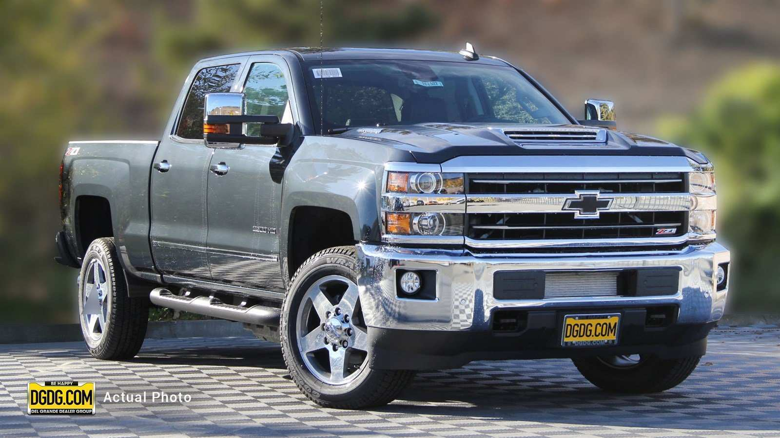 56 A 2019 Chevy 2500Hd Exterior And Interior