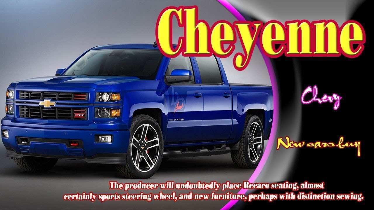 56 A 2019 Chevy Cheyenne Ss Specs And Review