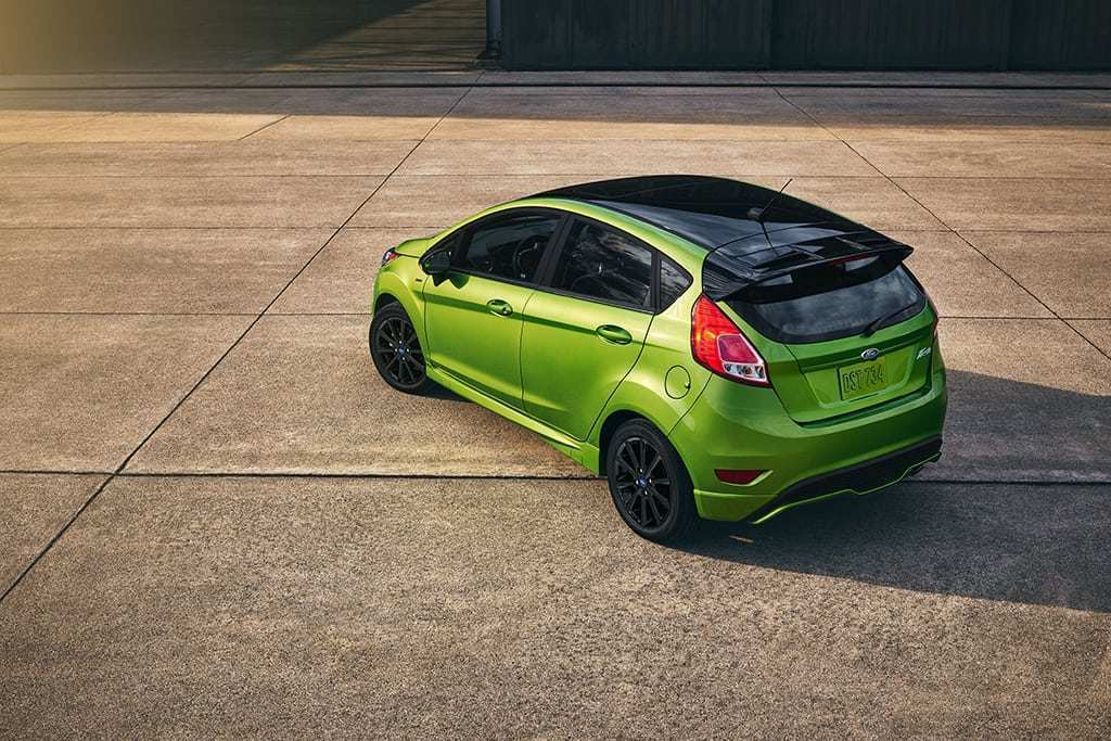 56 A 2019 Fiesta St Spesification