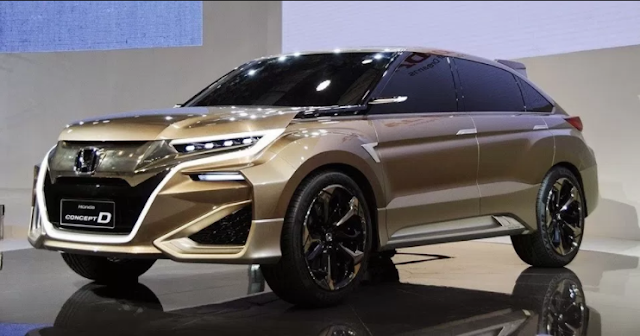 56 A 2019 Honda Crosstour Overview