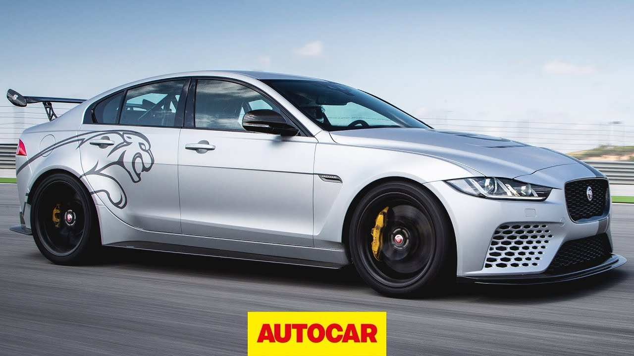 56 A 2019 Jaguar Project 8 Exterior
