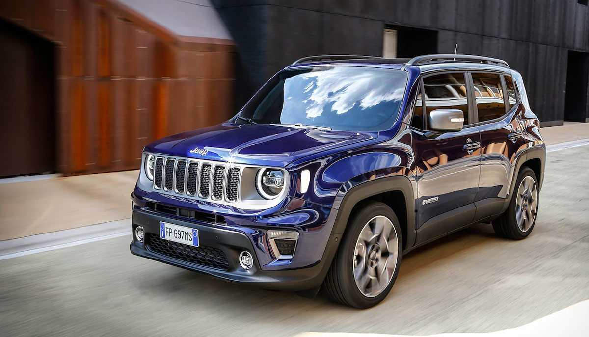 56 A 2019 Jeep Renegade Pricing