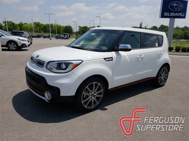 56 A 2019 Kia Soul Ratings