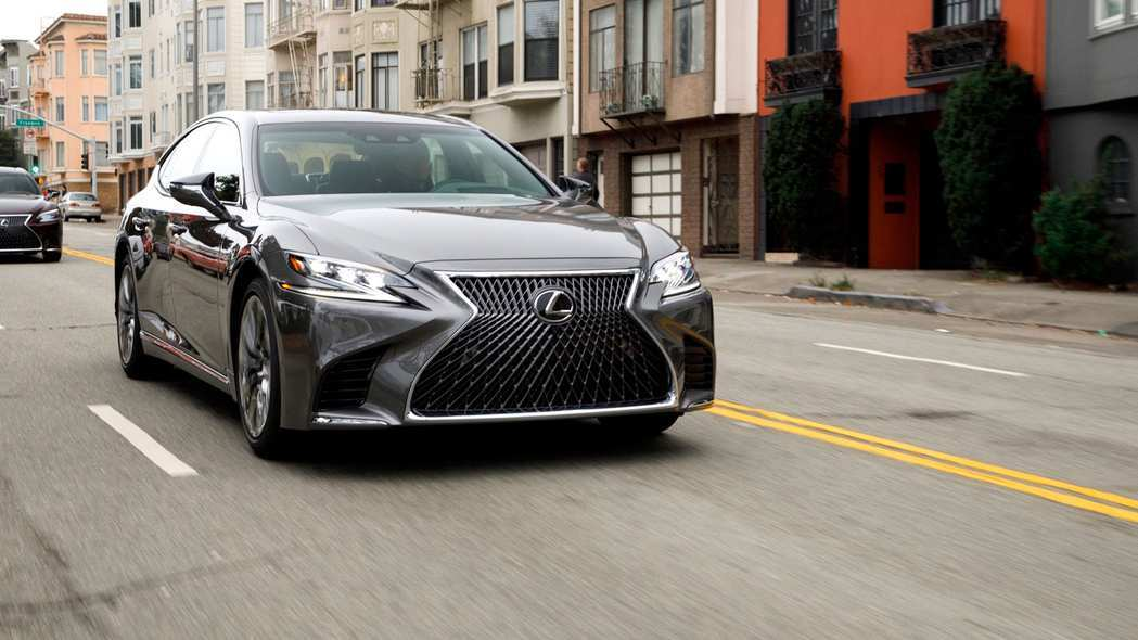 56 A 2019 Lexus LS New Model And Performance