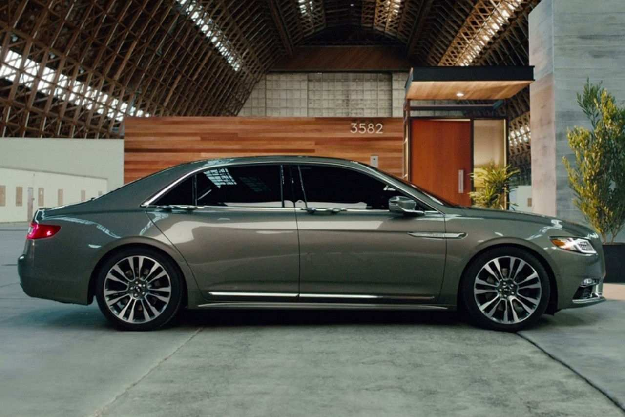 56 A 2019 Lincoln MKS Spy Photos Release