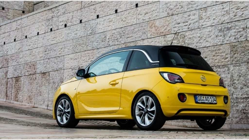56 A 2019 Opel Adam Rocks Wallpaper