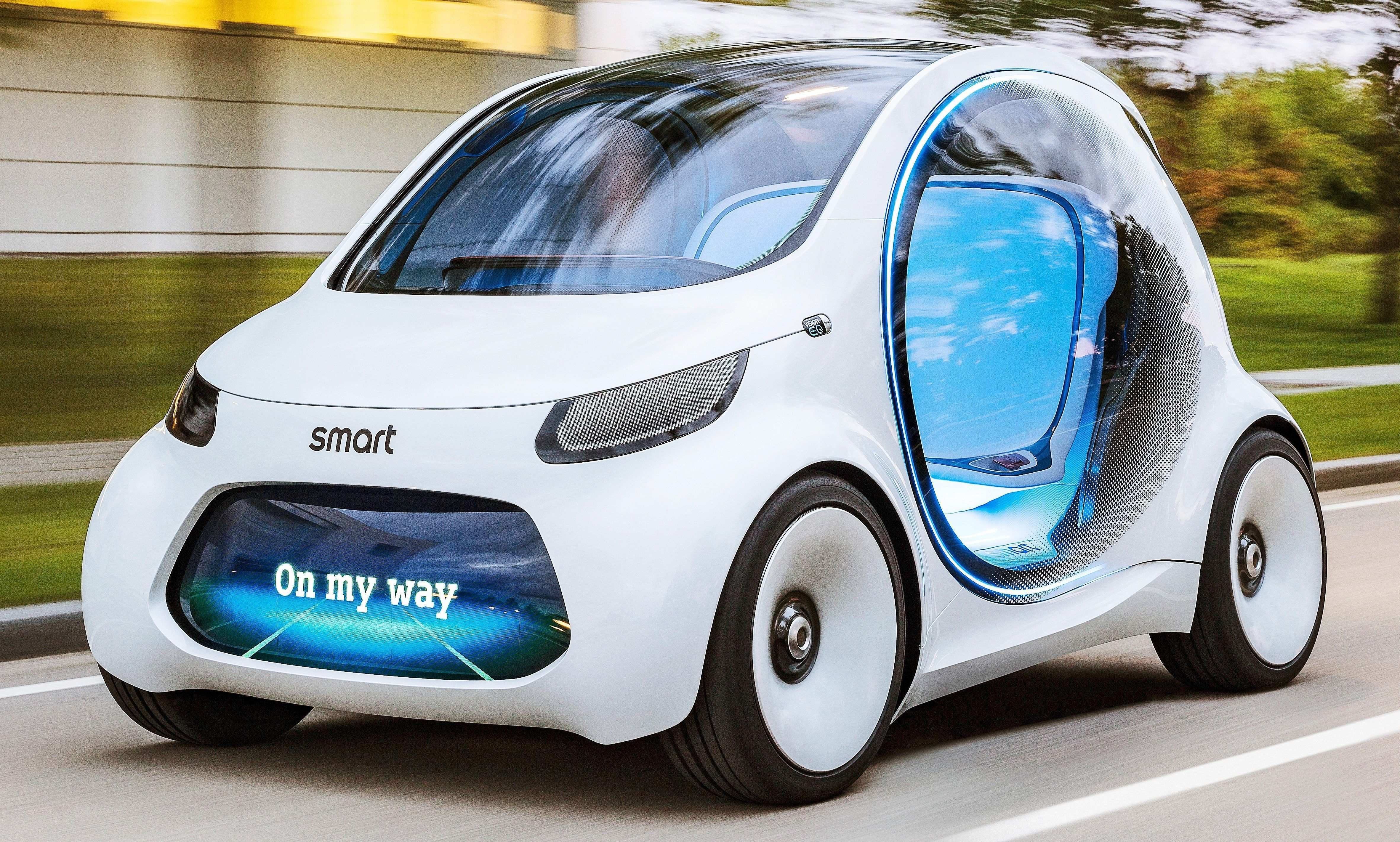 56 A 2019 Smart Fortwo Rumors