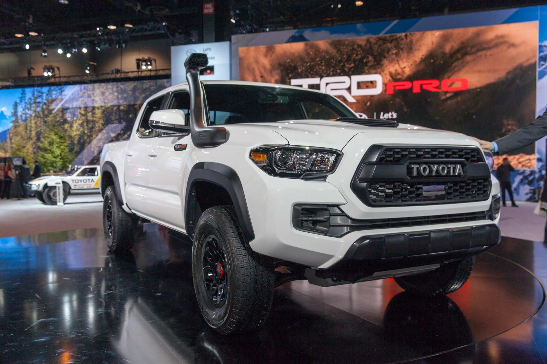 56 A 2019 Toyota Tacoma Diesel Trd Pro Concept And Review