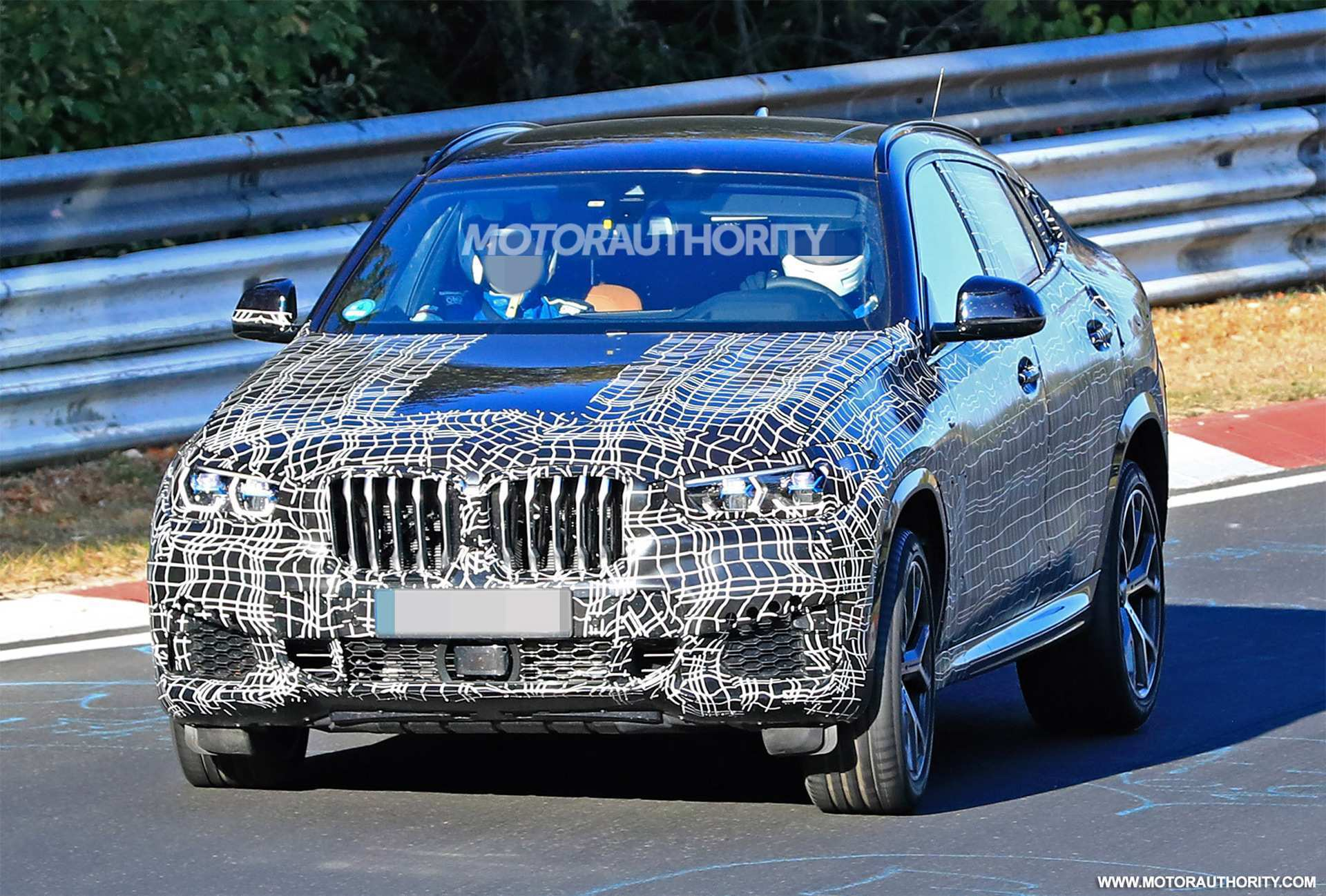 56 A 2020 BMW X6 Performance And New Engine