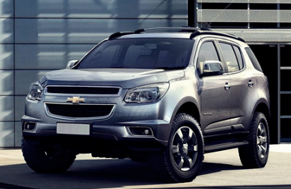 56 A 2020 Chevrolet Trailblazer Ss New Concept