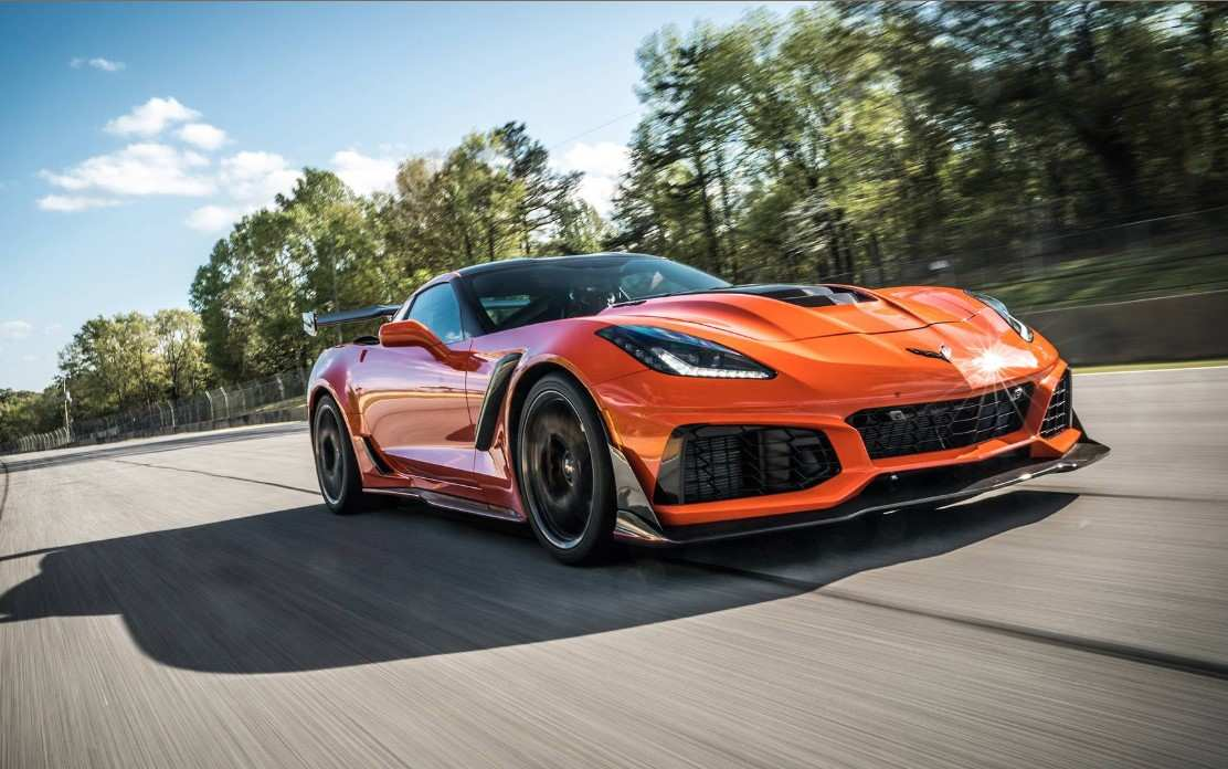 56 A 2020 Chevy Corvette Zora Zr1 Wallpaper