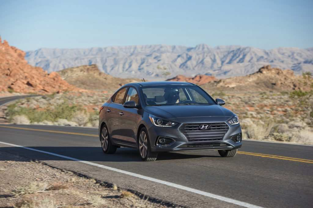 56 A 2020 Hyundai Accent Performance And New Engine