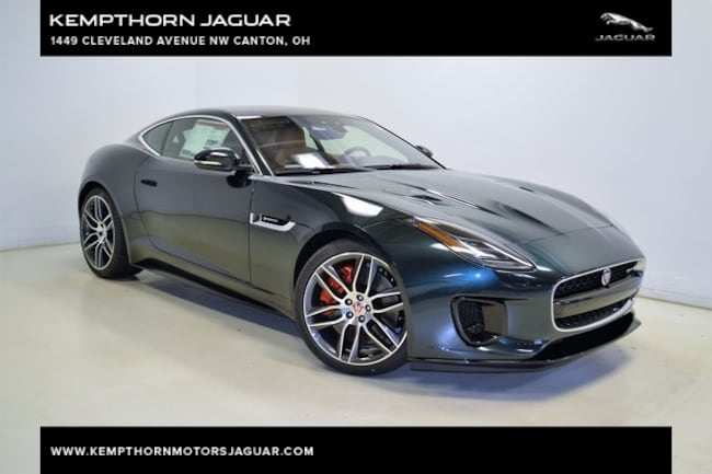 56 A 2020 Jaguar XK Overview