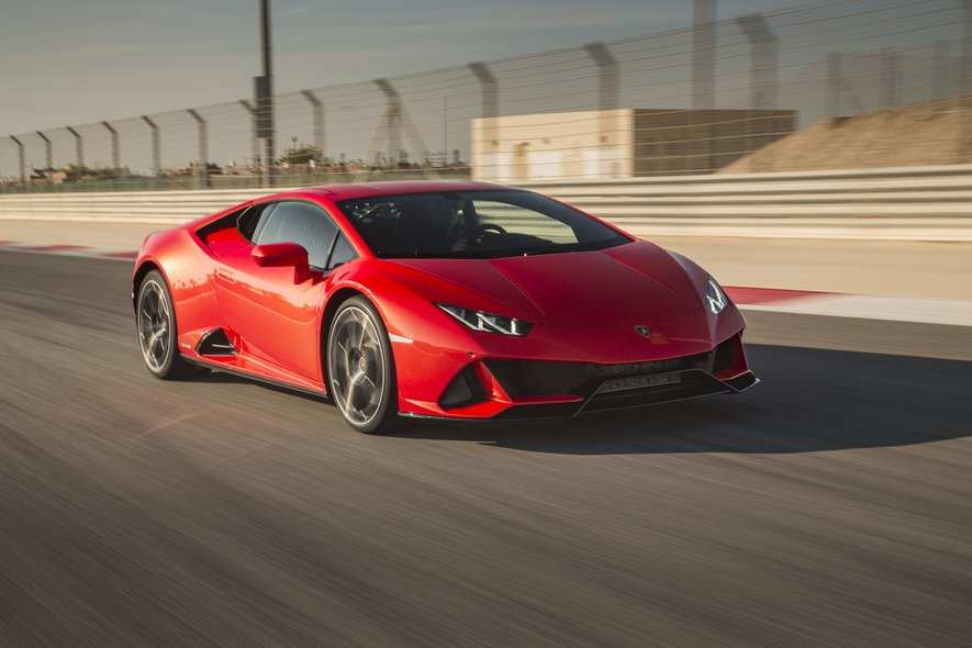 56 A 2020 Lamborghini Huracan Reviews
