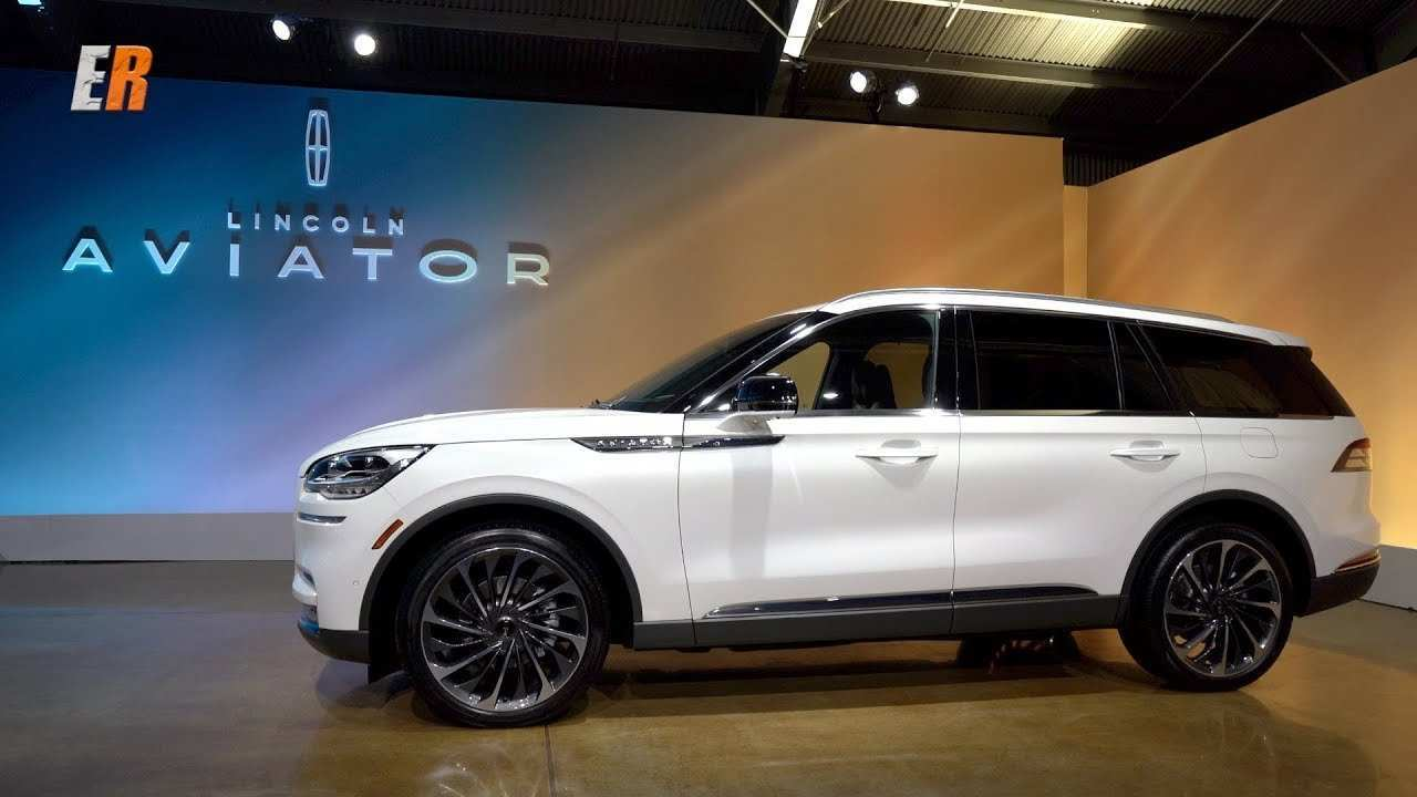 56 A 2020 Lincoln Navigator Review