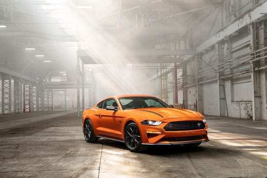 56 A 2020 Mustang Mach Performance