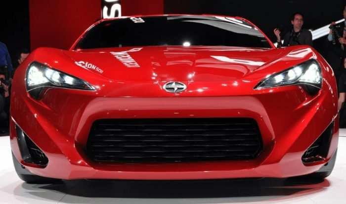 56 A 2020 Scion FR S Configurations