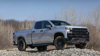 56 A 2020 Silverado 1500 New Review